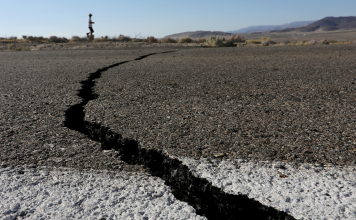 A California fault efficient in producing a magnitude 8 earthquake has actually begun 'sneaking.' It's not the only one.