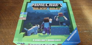 Minecraft ends up being a parlor game, and the outcomes are loyal, great