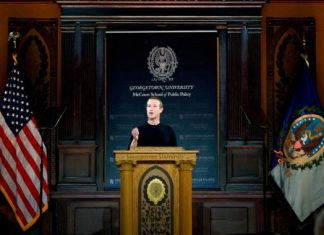 Zuckerberg doubles down on totally free speech– the Facebook method