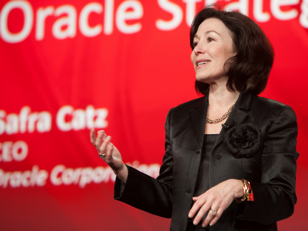 Oracle needs to choose rapidly if Safra Catz truly requires an officer to step up as her brand-new co-CEO (ORCL)