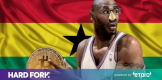 Previous NBA gamer nets $825 K from Ghanaian company in declared Bitcoin rip-off