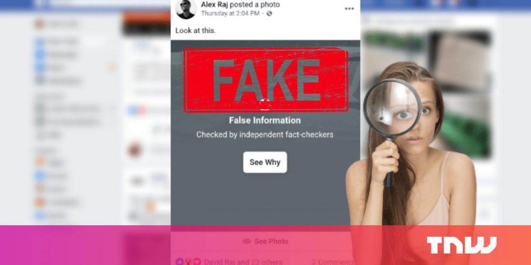 Facebook will plainly identify phony news to avoid 2020 'election disturbance'