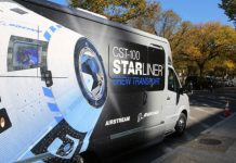 Airstream constructs Astrovan II for Boeing CST-100 astronaut transportation