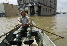 How record flooding in the United States is changing this Midwestern city