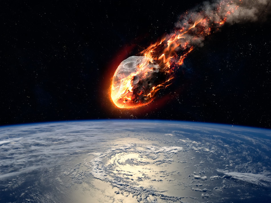 The asteroid that eliminated the dinosaurs acidified the ocean in a 'flash,' eliminating most marine life. The seas might see a comparable issue a century from now.