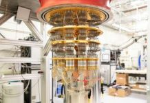Have a look at Google's quantum computing innovation