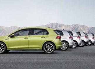 Volkswagen reveals the brand new 2020 Golf hatchback