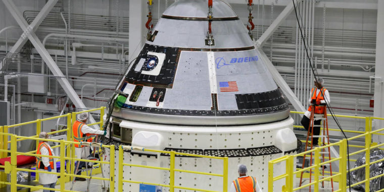 NASA sets launch date for Starliner objective to spaceport station