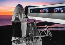 SpaceX shares fiery video of Crew Dragon escape system check