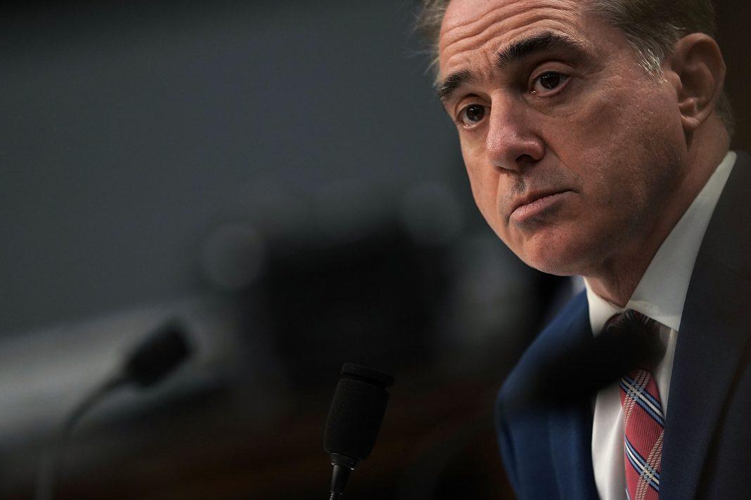 Previous VA Secretary David Shulkin Versus 'The Politicals'