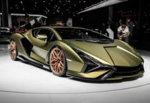 Lamborghini is sending carbon fiber to the Worldwide House Station