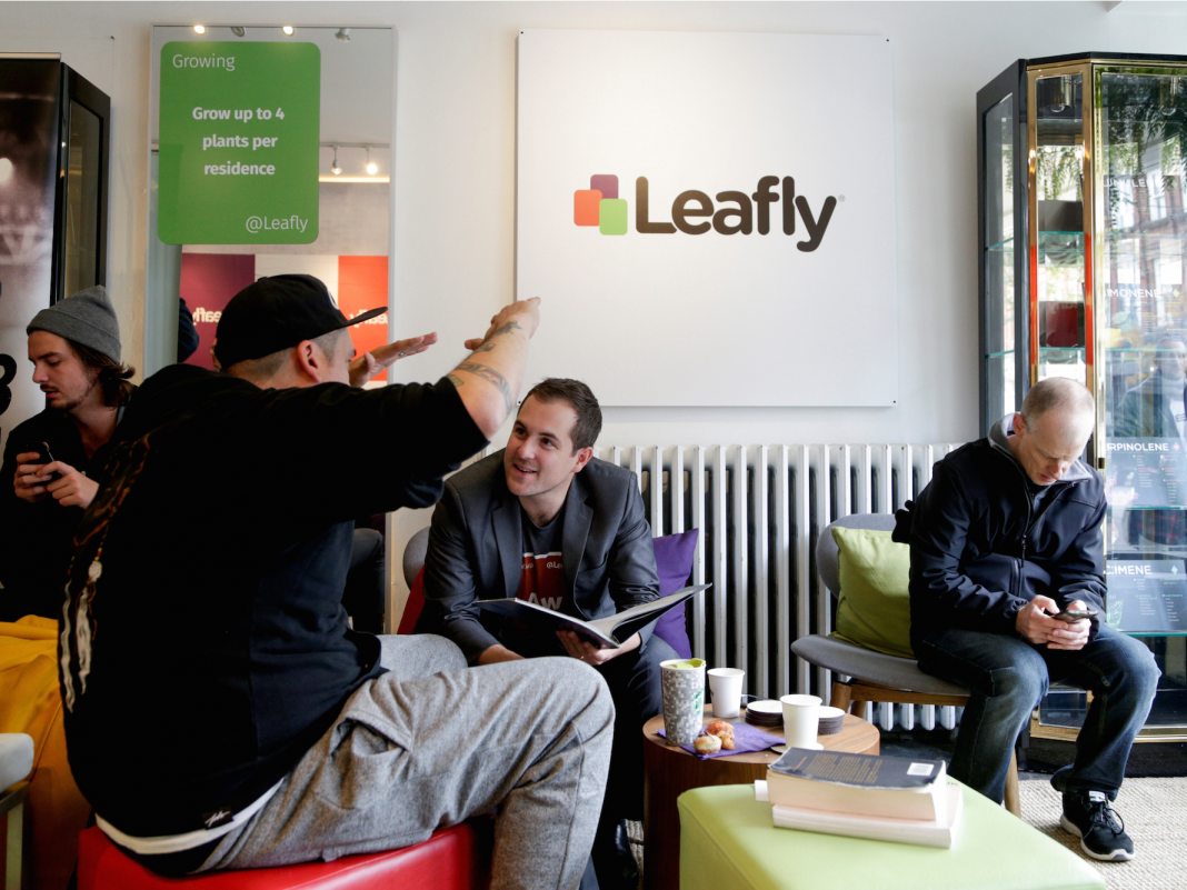 Marijuana website Leafly is freezing hiring and canceling non-critical travel to control costs. We got the complete internal memo.