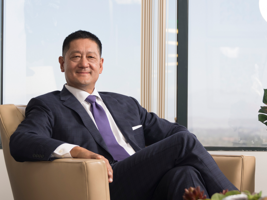 Positioning Health care is going for $1 billion in earnings. CEO John Kao informed us how it's handling the red-hot Medicare Benefit market.