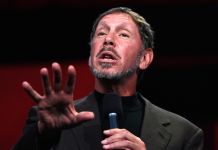 Oracle and SAP are altering CEOs as they do a 'fragile dance to the cloud'– and it might be the correct time for Larry Ellison to go back up as CEO (SAP, ORCL)