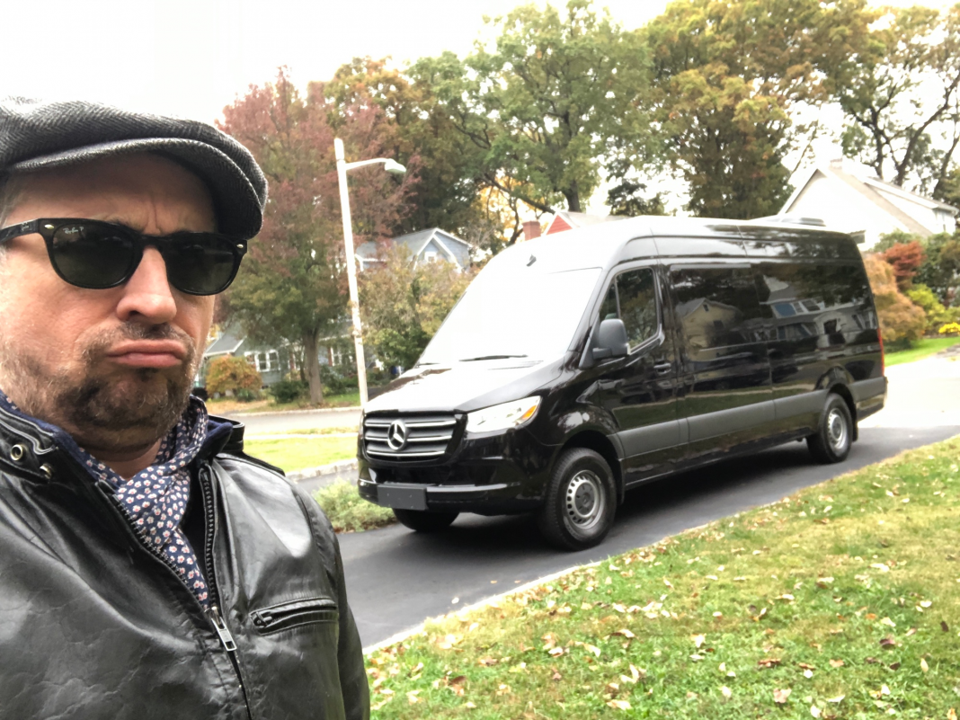 The Mercedes-Benz Sprinter has a track record for being an excellent van– and I lastly got to drive one