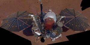 NASA InSight lander 'mole' suffers another Mars bad luck