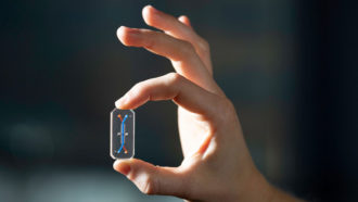 A human liver-on-a-chip might capture drug responses that animal screening can't