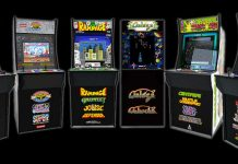 How Arcade1Up discovered a sweet area for scaled-down house video game cabinets