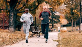 Running simply as soon as a week might assist you outmatch a sudden death