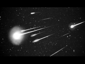 Small meteor shower set to explode in an outburst of shooting stars