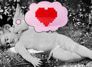 Why 168,149 Valentine's day text showed up in November
