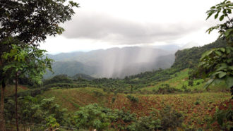 Geology, not CO2, managed monsoon strength in Asia's ancient past