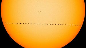 A transit of Mercury was initially seen in 1631 and almost neglected