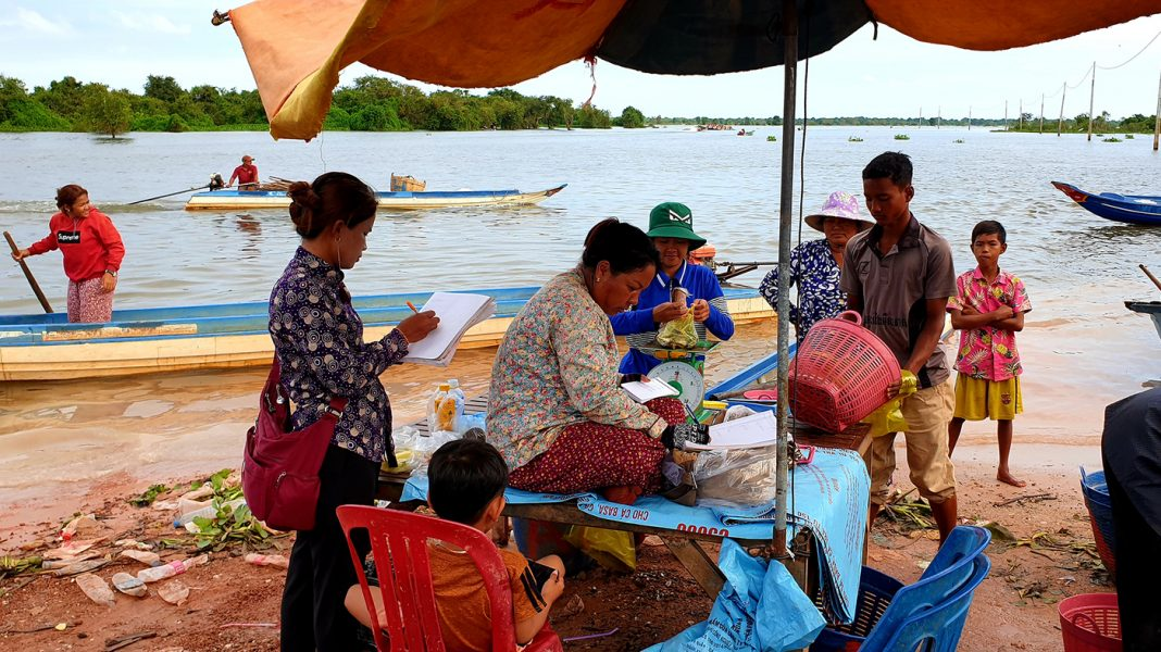 The Lake That Feeds The Mekong Basin Is Dealing With A Lack Of Fish