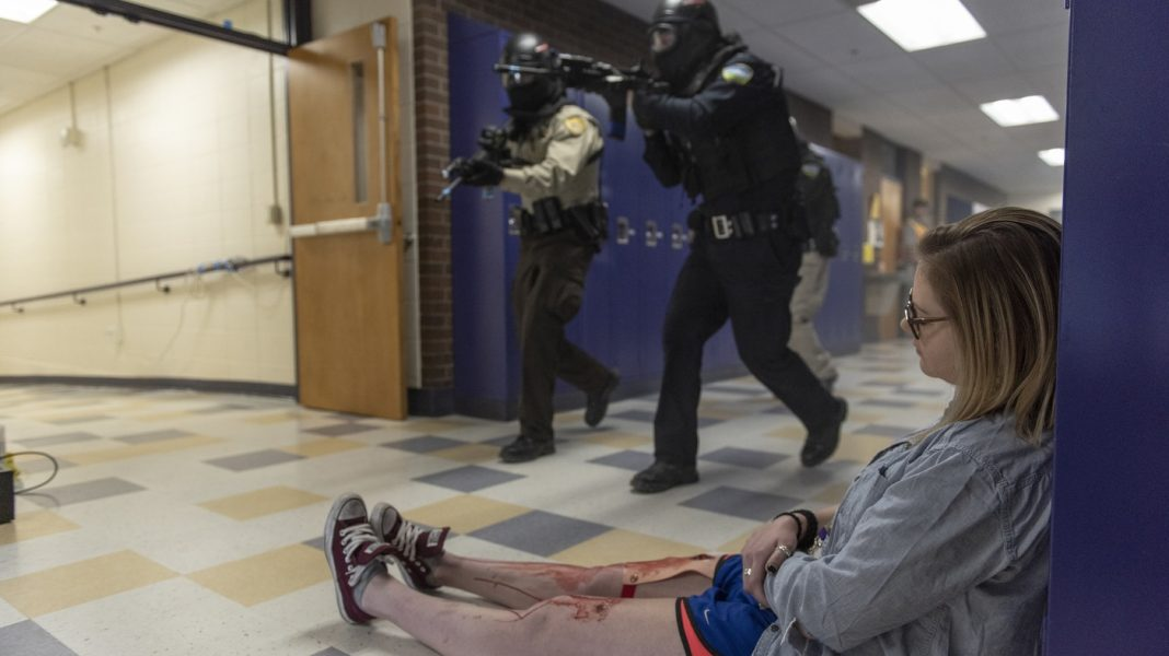 Consultants Fear Energetic Shooter Drills In Faculties May Be Traumatic For College students