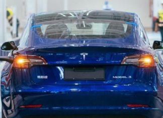 Tesla displays Chinese-made Design threes ahead of Shanghai factory start