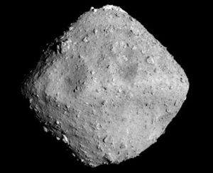 Japan's Hayabusa2 spacecraft leaves Ryugu asteroid, heads back to Earth