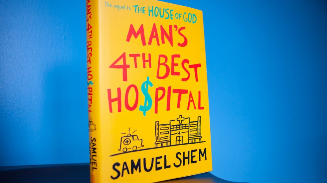 Author Medical Professional Skewers Corporate Medication In 'Guy's fourth Best Medical facility'