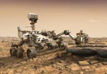 NASA will hunt for fossils on Mars