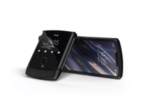 Moto Razr 2019 is main: A collapsible mobile phone without any screen crease
