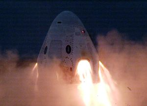 SpaceX passes Crew Dragon take a look at that beforehand resulted in an explosion