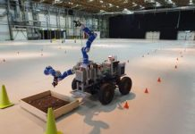 ISS astronauts to check remote regulated rovers