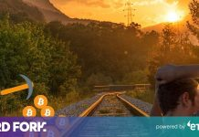 Train employees captured mining Bitcoin with state electrical energy in Ukraine