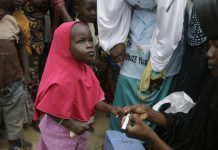 Polio Vaccine May Stall Completion Of Polio