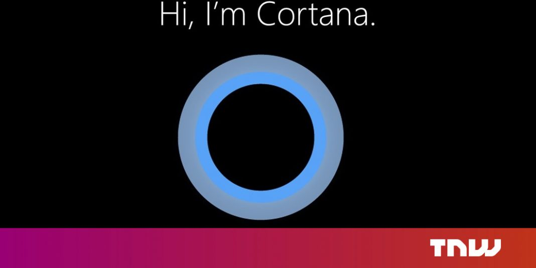 Microsoft's eliminating the Cortana app in many markets next year