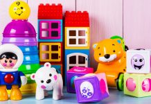 Establish a Toy-Cleaning Station for Your Kids