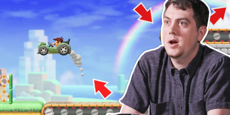 A Nintendo designer examines your Super Mario Maker 2 levels