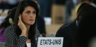 Nikki Haley lost her password, so she sent out delicate information over unclassified system