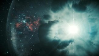 How 2 gamma-ray bursts produced record-breaking high-energy photons