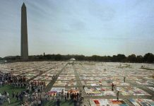 AIDS Memorial Quilt Is Returning House To San Francisco