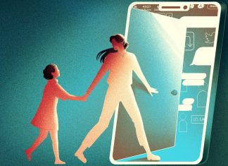 How to Present Your Kid to the Wild World of Social Network