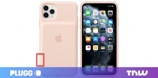 Apple's brand-new iPhone 11 battery case consists of a devoted video camera button