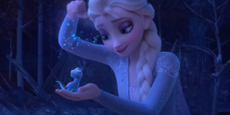 "Evaluation: Frozen II's stunning animation can't rather increase above ""meh"" soundtrack"