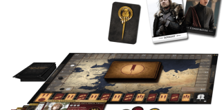 Turn your tabletop into a genuine Video game of Thrones with Oathbreaker video game