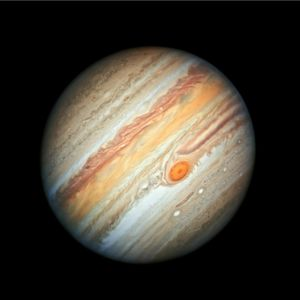 Jupiter's Great Red Spot is great again and always was, scientist says