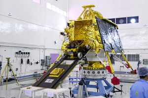 India reveals Chandrayaan-2 Vikram moon lander crashed